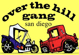 Over The Hill Gang San Diego